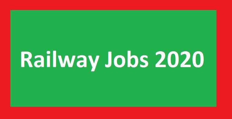 railway jobs 2020
