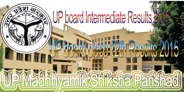 UP board class 12th Results 2017