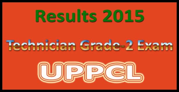 UPPCL tg2 result 2015