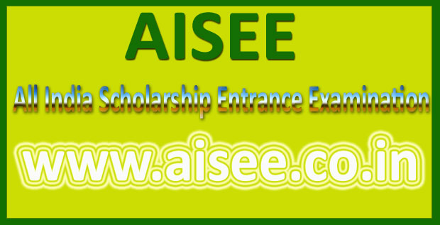 AISEE Online Admit Card 2016
