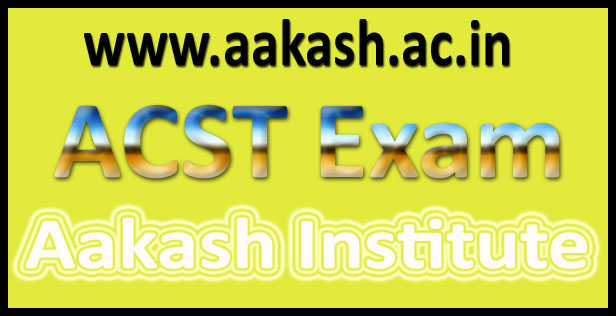 Aakash ACST Result 2016