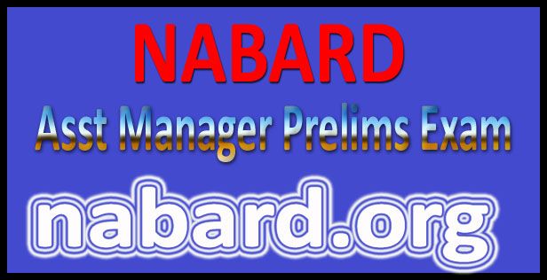 Nabard Assistant Manager Admit Card 2016
