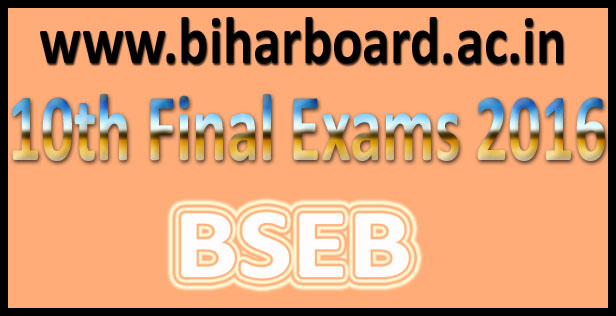 BSEB Class 10 Result 2017