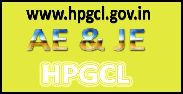 HPGCL AE answer key 2016