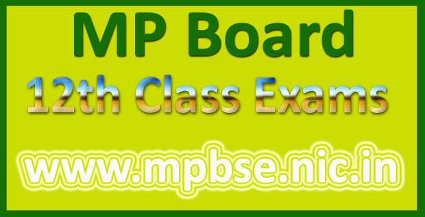 MPBSE Class 12 Result 2016