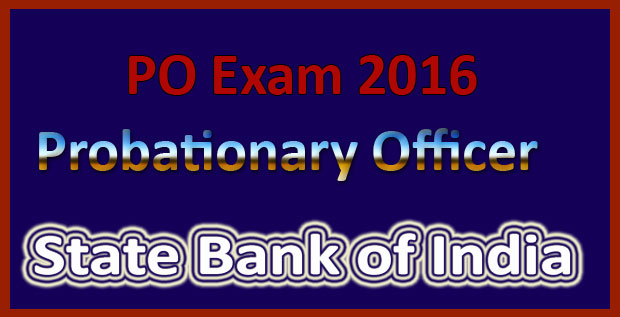 SBI PO Previous Year Question Papers