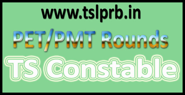 TS Constable Physical Events 2016