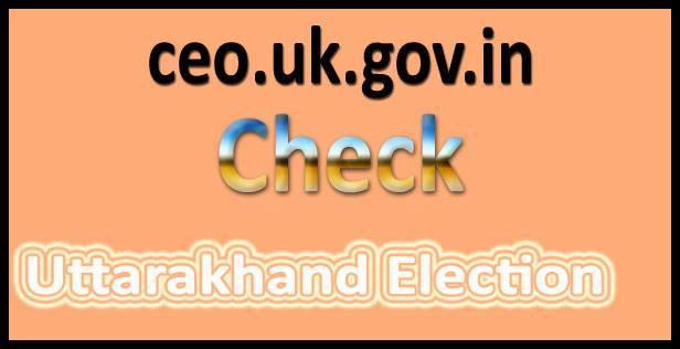 Uttarakhand Election 2017