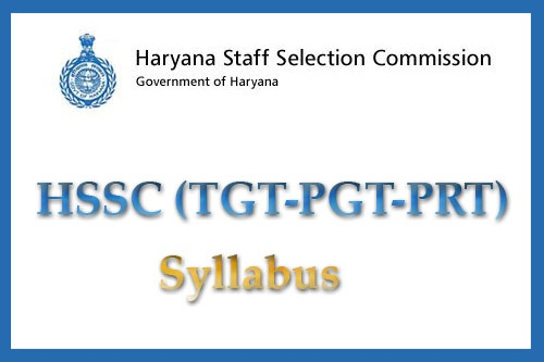 HSSC syllabus 2019