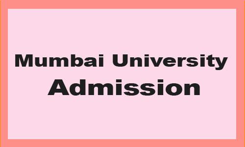 Mumbai University Admission 2020